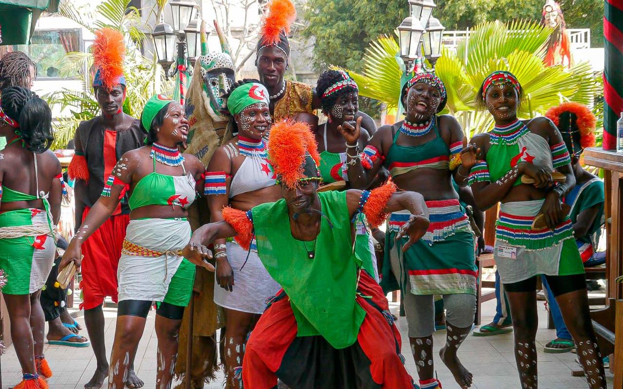 festividades gambia