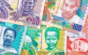 dinero gambia